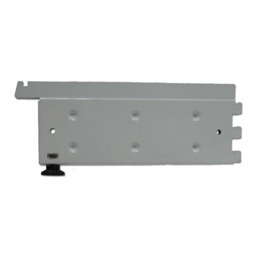 Pie de bastidor columna vertical  [0]
