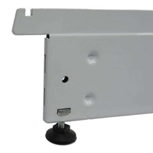 Pie de bastidor columna vertical  [1]