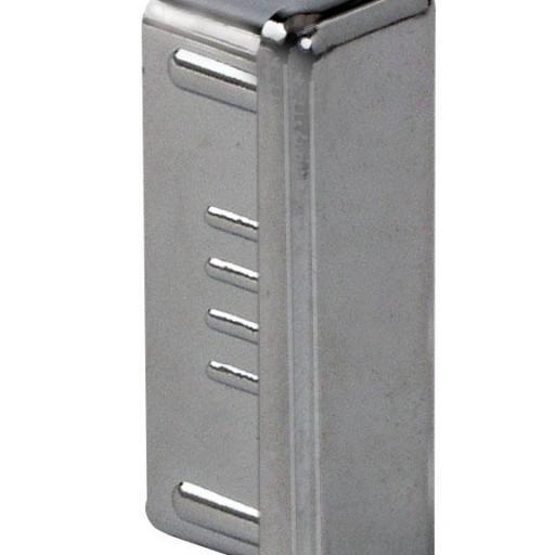 Tapón embellecedor de barra rectangular [1]