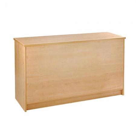 Mostrador encimera madera