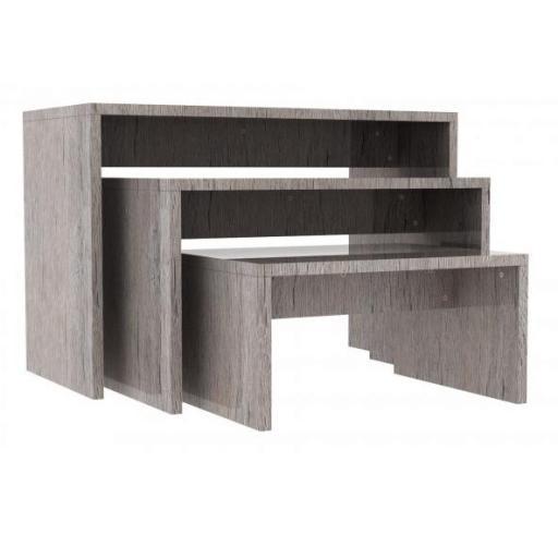 Mesas expositoras madera  [1]