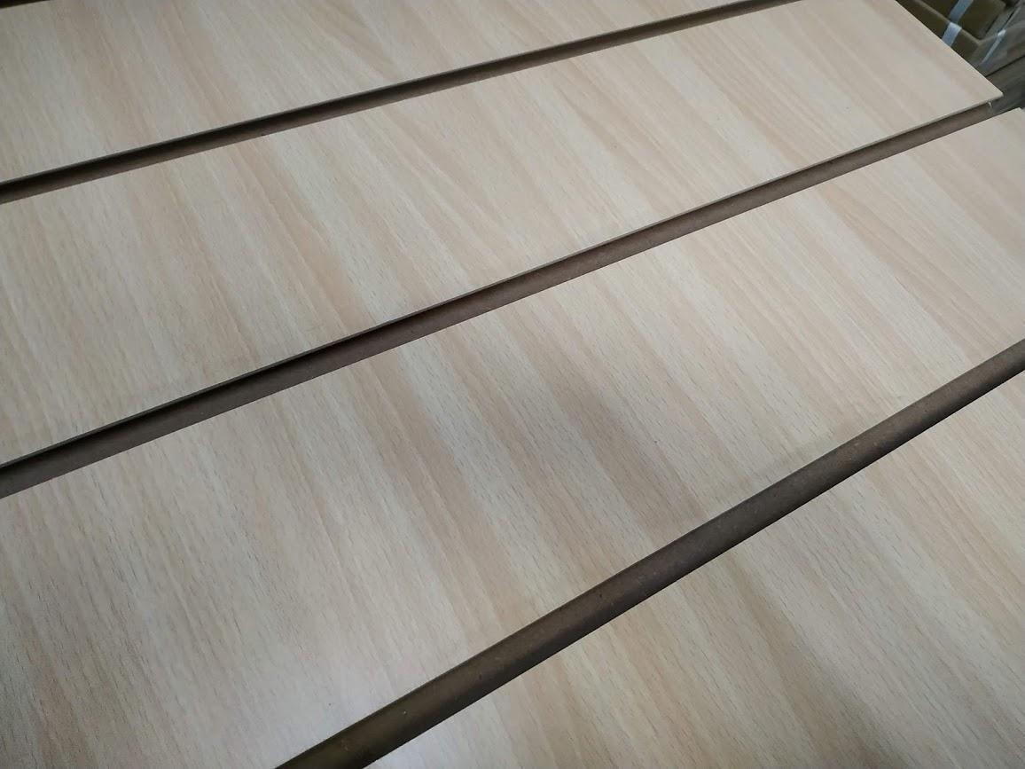 Panel de  lama  color haya 3