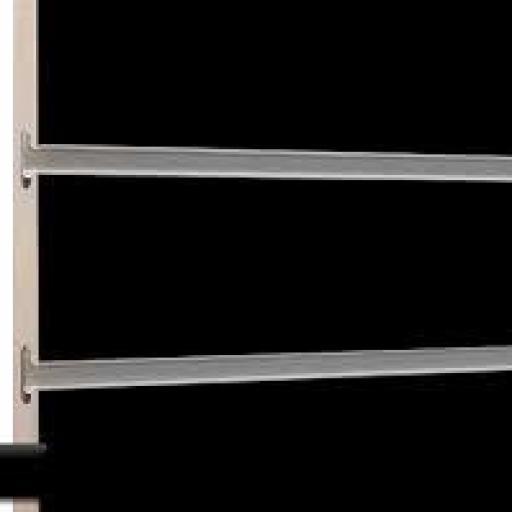 Panel de lamas negro [1]
