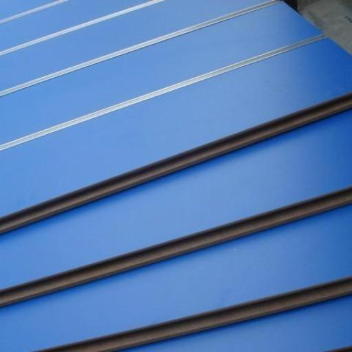Panel de  lamas  Azul cielo [1]