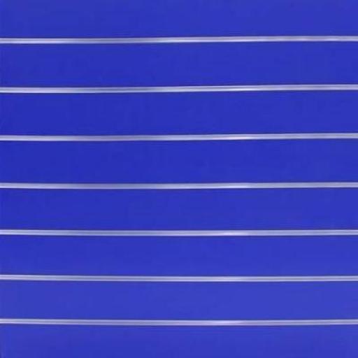 Panel de  lamas  Azul oscuro [1]