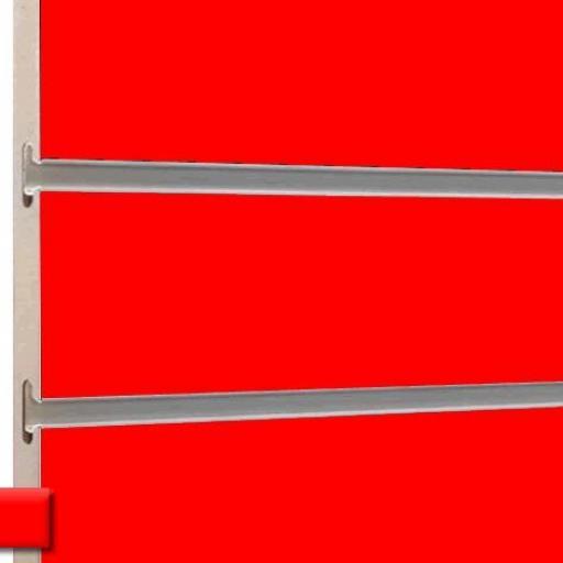Panel de  lamas  Rojo [1]