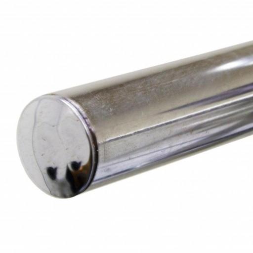 Tapón embellecedor de barra redonda