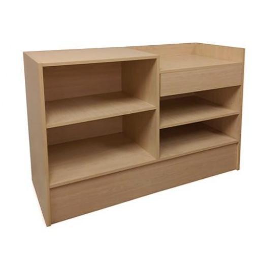 Mostrador encimera madera  [1]