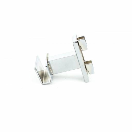 Soporte 5 cm de Barra ó tubo de cremallera