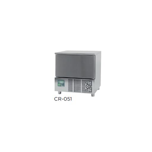 Abatidor de temperatura mixto y 600 x 400 mm modelo CH CR-051
