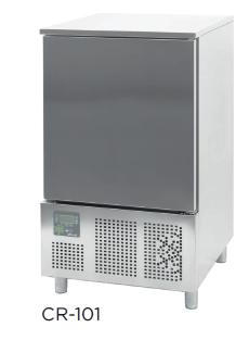 Abatidor de temperatura mixto y 600 x 400 mm modelo CH CR-081