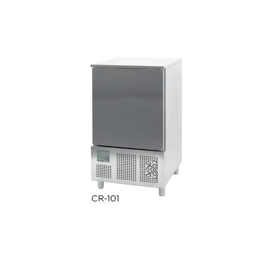 Abatidor de temperatura mixto y 600 x 400 mm modelo CH CR-101
