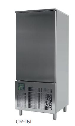 Abatidor de temperatura mixto y 600 x 400 modelo CH CR-121
