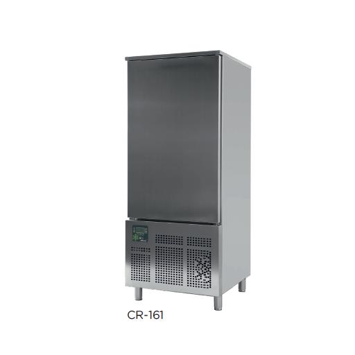 Abatidor de temperatura mixto y 600 x 400 mm modelo CH CR-161