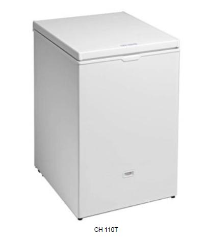 Arcon congelador con puerta abatible ciega -18ºC / -24ºC modelo MQ C110T