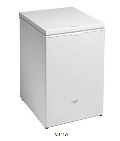 Arcón congelador con puerta abatible ciega -18º C / -24º C modelo MQ SIF170