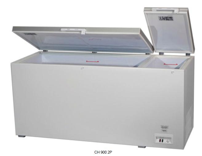Arcón congelador con puerta abatible ciega - 18ºC / -22ºC modelo MQ CH650