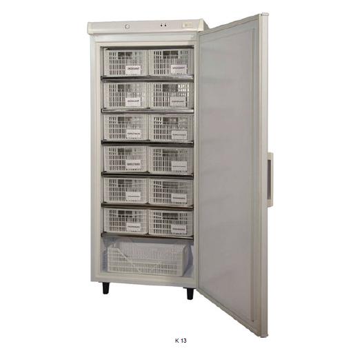 Armario de congelación con cajones -18ºC / -22ºC modelo MQ K13