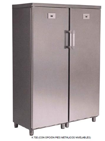 Armario de congelación con cajones -18ºC / -22ºC modelo MQ K700