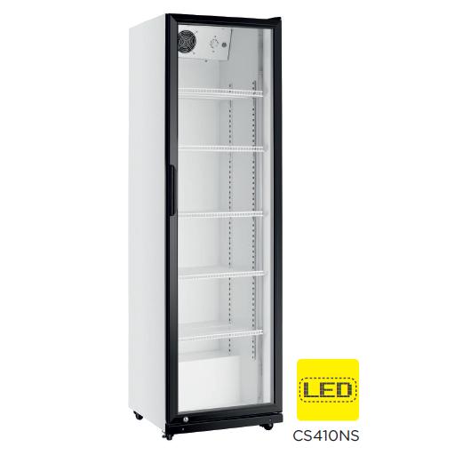 Armario expositor refrigerado puerta de vidrio modelo CH CS410NS [0]