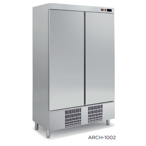 Armario refrigerado doble modelo CH ARCH-1002