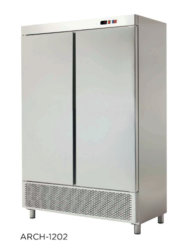Armario refrigerado doble  modelo CH ARCH-1202