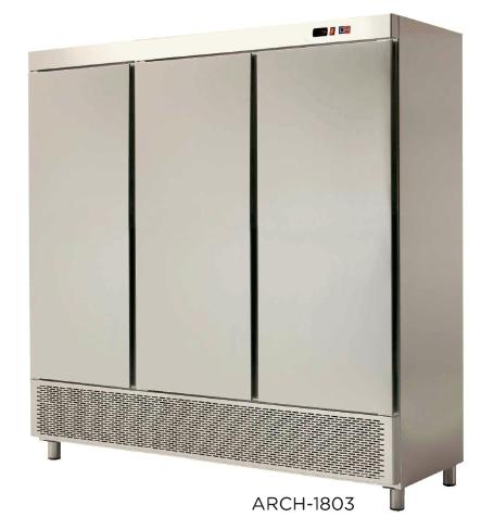 Armario refrigerado triple modelo CH ARCH-1803