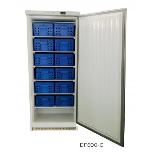 Armario congelados con 12 cestas modelo CH DF600-C