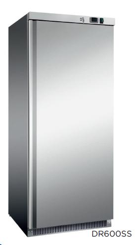 Armario refrigerado modelo CH DR600SS