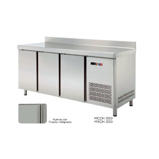 Mesa mural refrigerada modelo CH MRCH-200 [0]