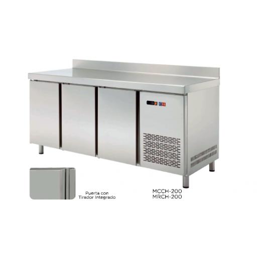 Mesa mural mantenimiento congelados modelo CH MCCH-200