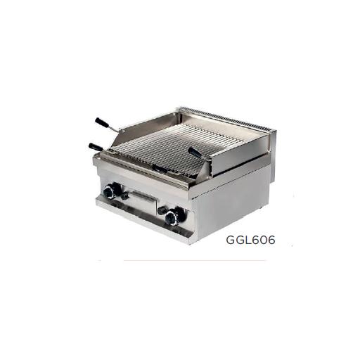 Barbacoa a gas piedra volcánica modelo CH GGL606 [0]