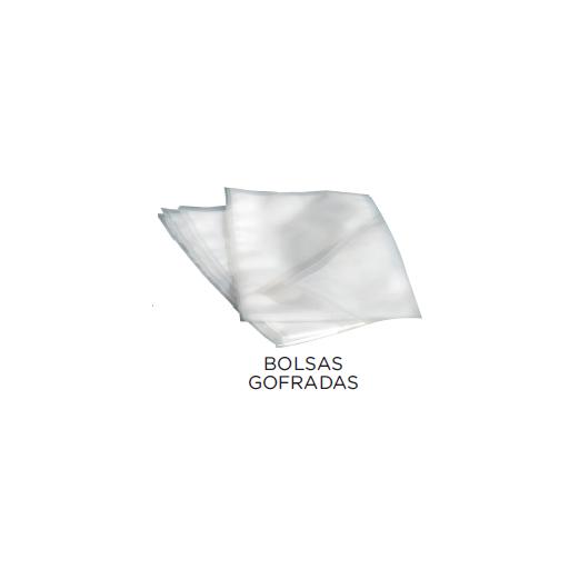 Bolsas de vacío gofradas para envasadoras domésticas o aspiración externa modelo CH VACIO34