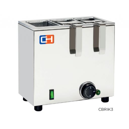 Calentador de leche modelo CH CBRIK3