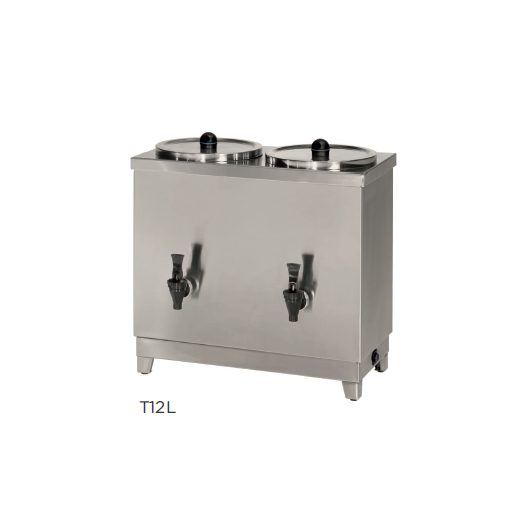 Termo de leche modelo CH T12L