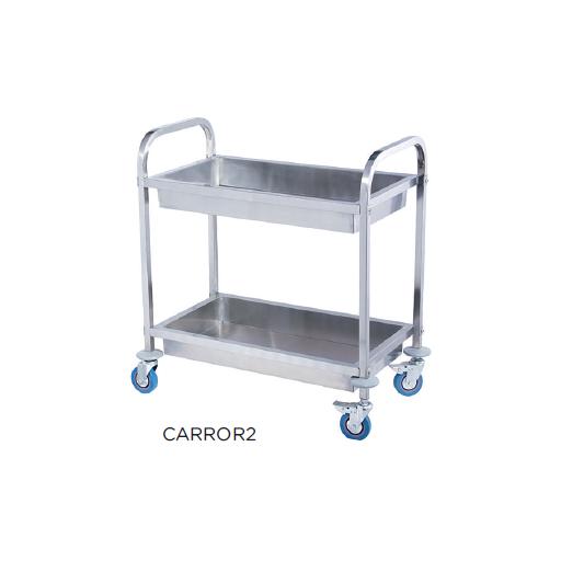 Carro de recogida modelo CH CARRO2