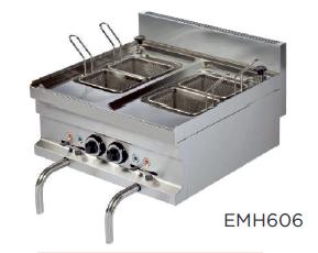 Cocedor de pasta eléctrico modelo CH EMH606