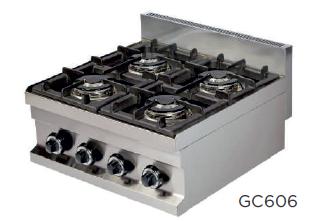 Cocina a gas modelo CH GC606