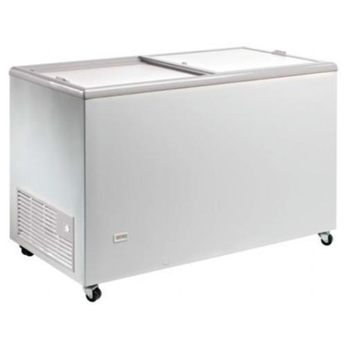 Congelador con puertas correderas ciegas conservadora de helado -18ºC / -24ºC modelo MQ TOS500 [0]