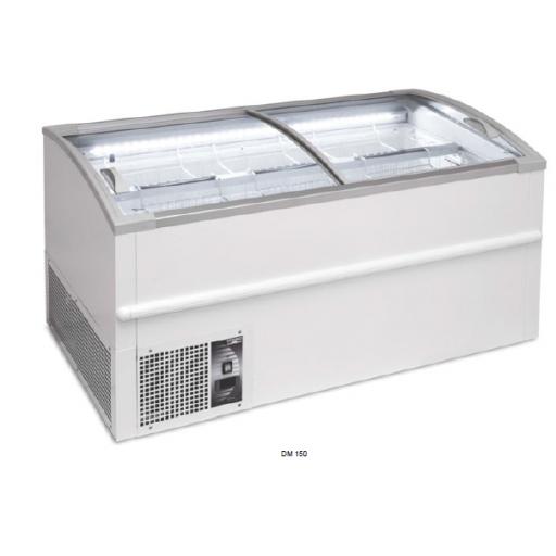 Isla de congelación / refrigeración  - DM bitemperatura +5ºC / -25ºC modelo MQ DM200