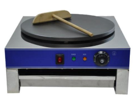 Crepera eléctrica simple