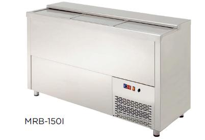 Enfriador de botellas modelo CH MRB-100I