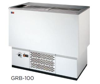Enfriador de botellas góndola modelo CH GRB-100
