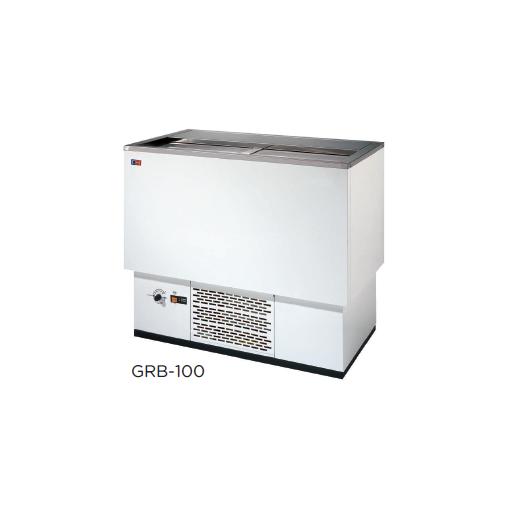 Enfriador de botellas góndola modelo CH GRB-150 [0]