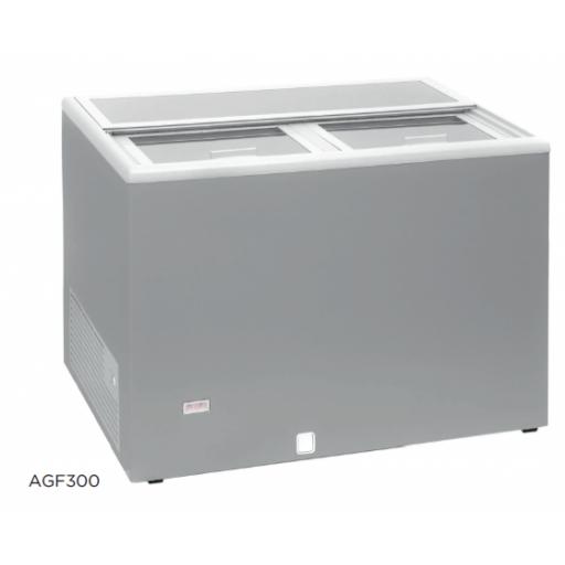 Enfriador de botellas gran capacidad modelo CH AGF400