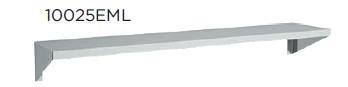 Estante mural liso fondo 250 modelo CH 10025EML