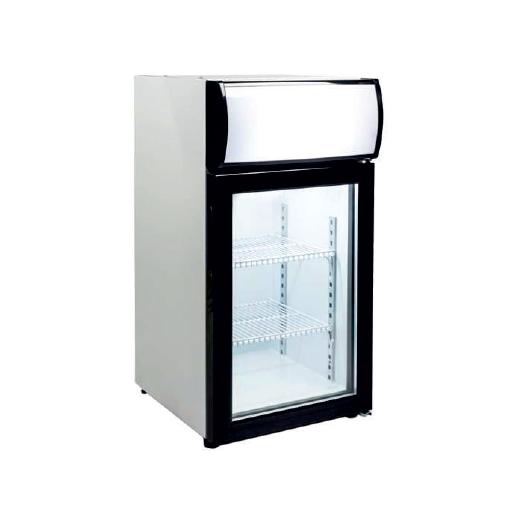 Expositor sobremesa congelación modelo CH FT-50L