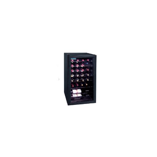 Expositor refrigerado vinoteca 1 puerta modelo CH CE204