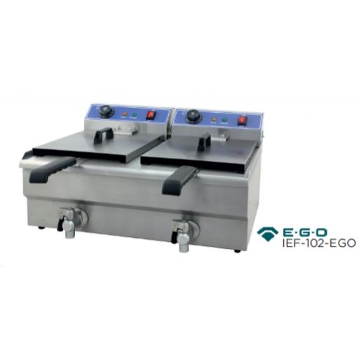 Freidora eléctrica modelo CH IEF - 161 - EGO [0]