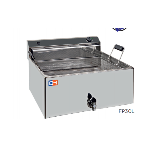 Freidora especial pastelería modelo CH FP30L